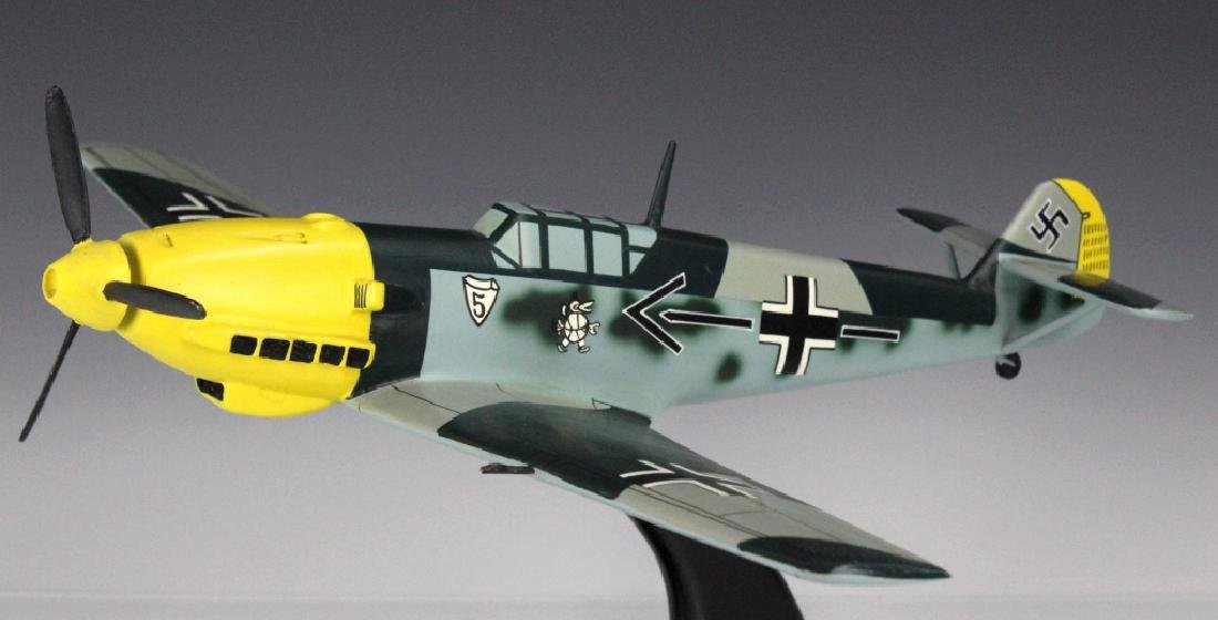Collector Model Aircraft ME 109 Swastika Plane