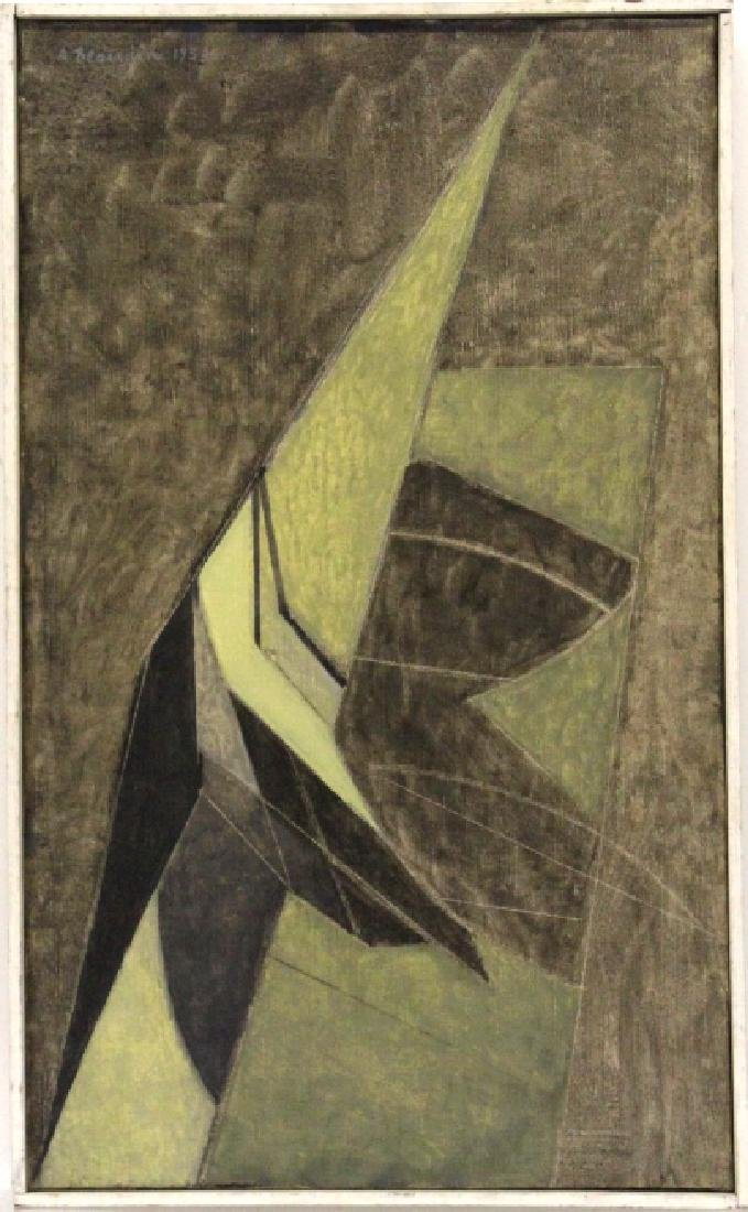 Andre Beaudin (1895 - 1979)  French Oil Painting