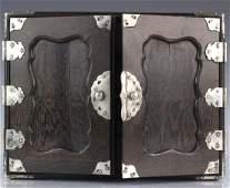 Ming Dynasty Locking Medicine Chest Special Wood