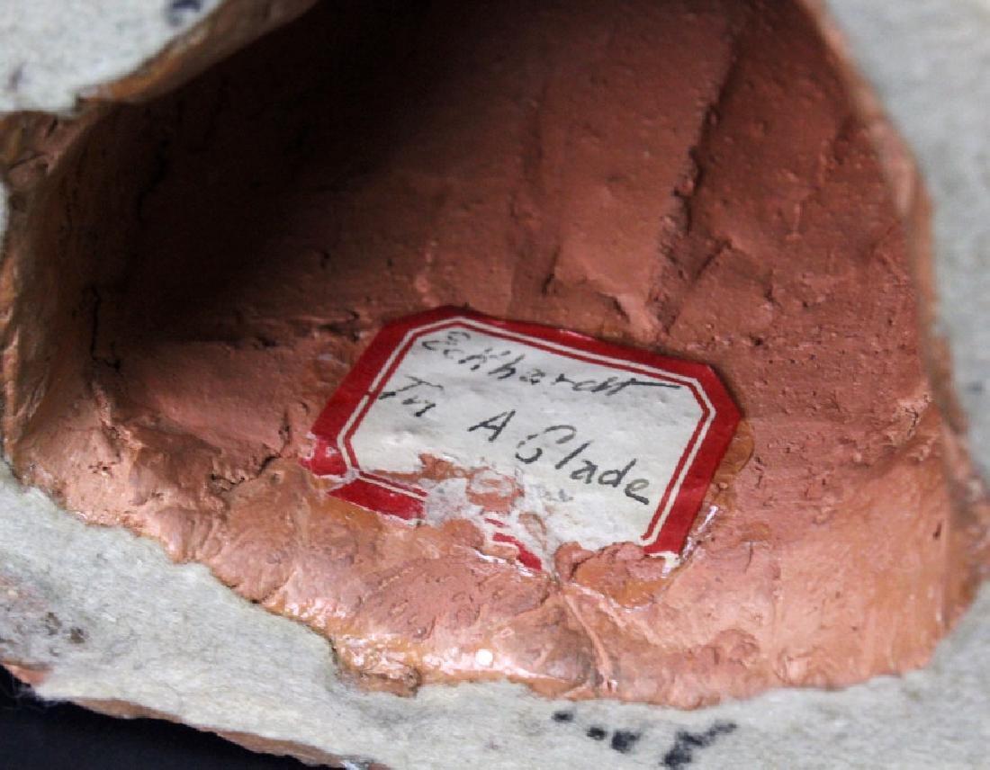 Edris Eckhart Unique Contemporary Clay Sculpture - 8