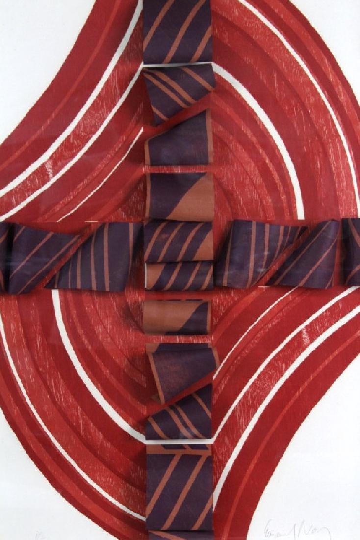 Emanuel Araujo Lucite Shadow Box Art from BASS MUSEUM