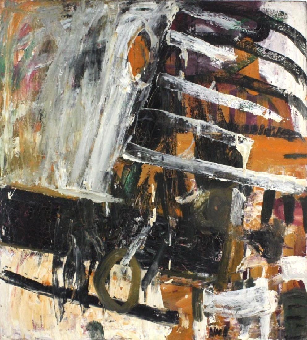 Nieves Marshalek Billmyer Oil Painting from BASS MUSEUM