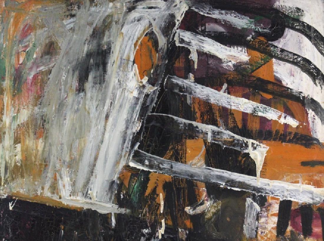 Nieves Marshalek Billmyer Oil Painting from BASS MUSEUM - 2