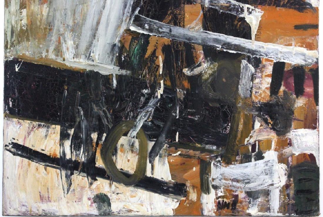 Nieves Marshalek Billmyer Oil Painting from BASS MUSEUM - 3
