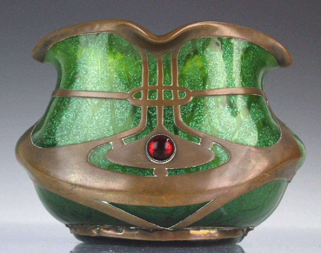 Austrian secession art nouveau glass vase loetz austrian secession art nouveau glass vase reviewsmspy