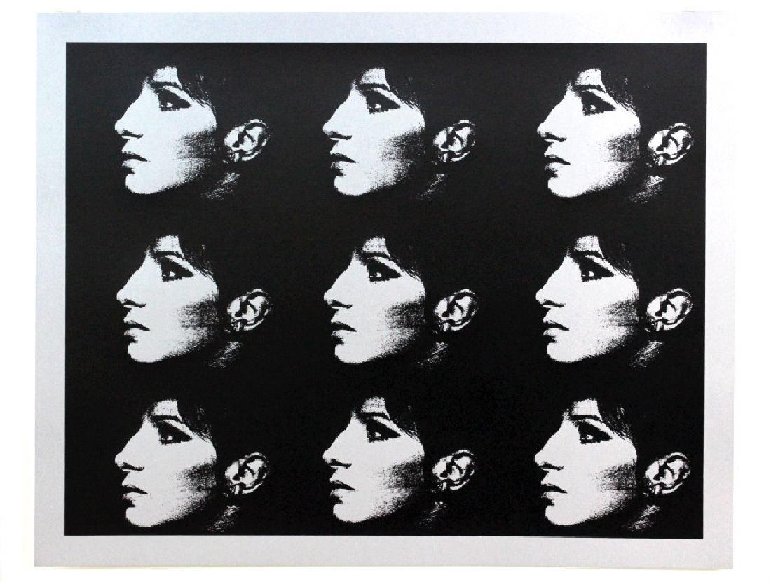 Deborah Kass Nine Silver Barbras Silkscreen BASS MUSEUM - 2