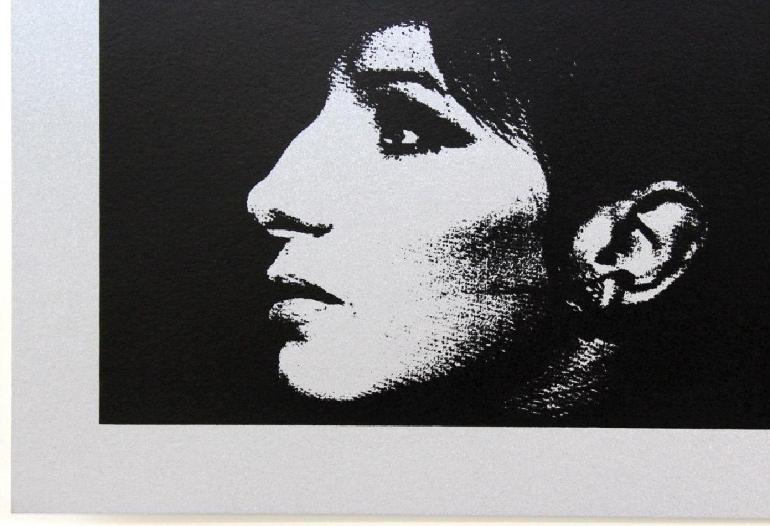 Deborah Kass Nine Silver Barbras Silkscreen BASS MUSEUM - 4