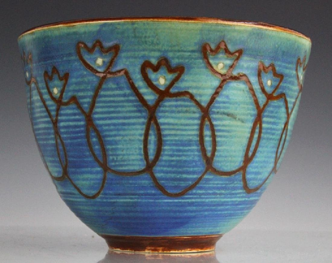 Maija Grotell Studio Pottery Hand Painted Ceramic