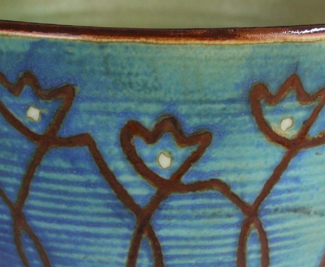 Maija Grotell Studio Pottery Hand Painted Ceramic - 3