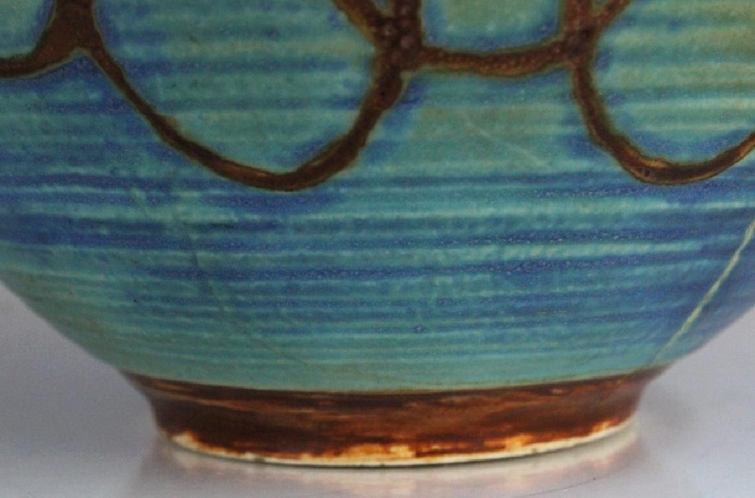 Maija Grotell Studio Pottery Hand Painted Ceramic - 5