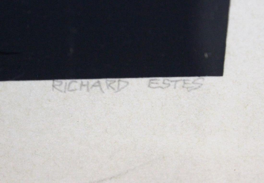 Richard Estes Realist Serigraph Supermarket BASS MUSEUM - 3