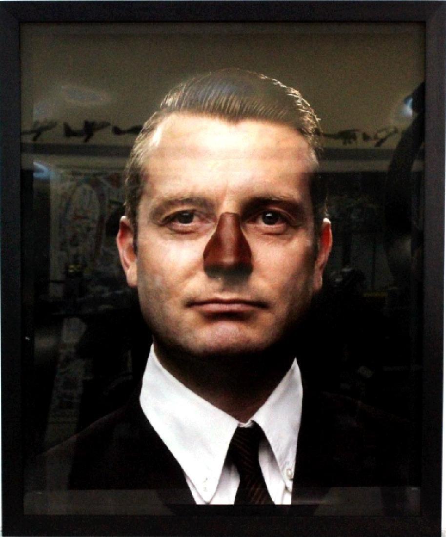Eric Magnuson Burnt Nose Fredrik Nilsen BASS MUSEUM