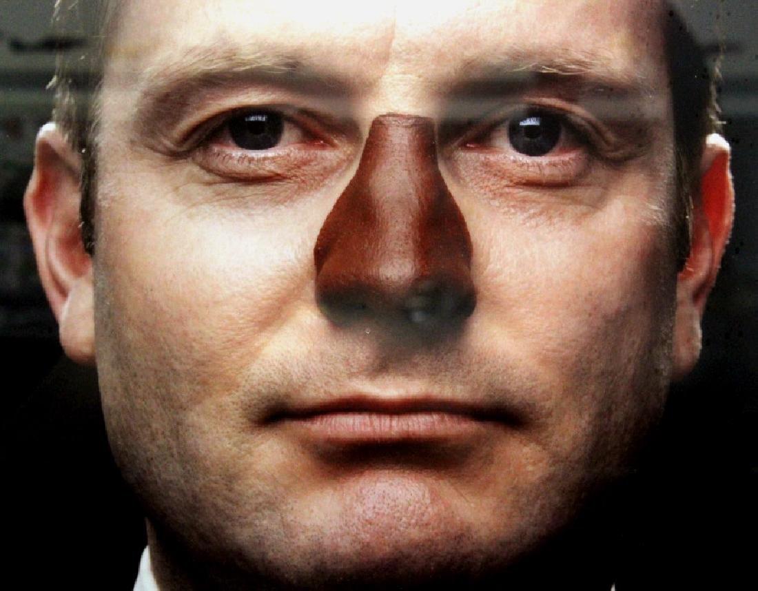 Eric Magnuson Burnt Nose Fredrik Nilsen BASS MUSEUM - 2