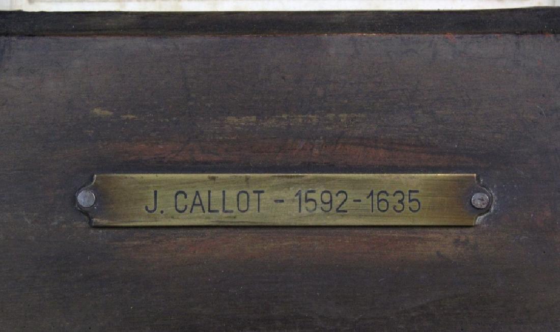 Jacques Callot 17th Century Officer Battle BASS MUSEUM - 3