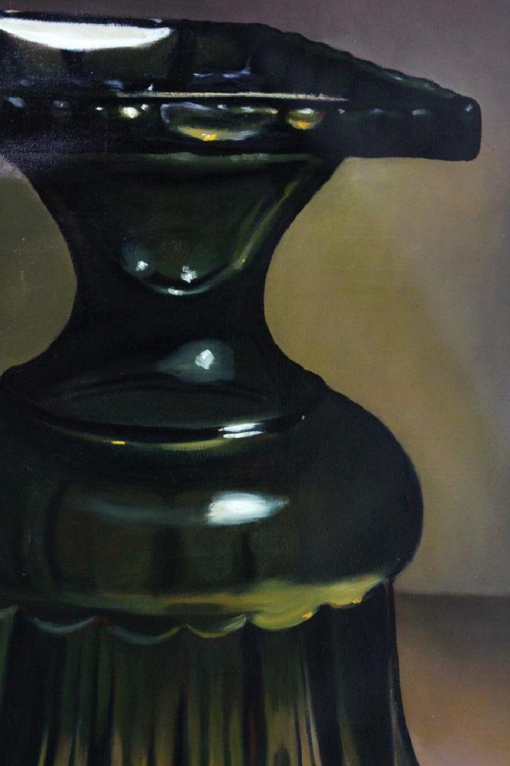 Andres Vidal Still Life Oil Painting 60x48 BASS MUSEUM - 3