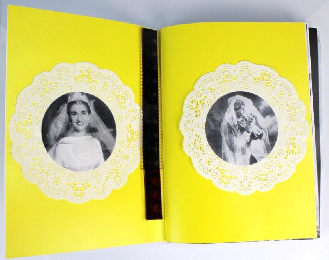 Retro Bizarre Scrap Book of Artists & Film BASS MUSEUM - 7