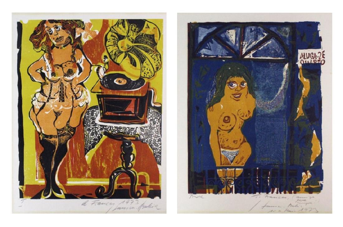 Two Hansen-Bahia Hansen, Karl Heinz Girl BASS MUSEUM