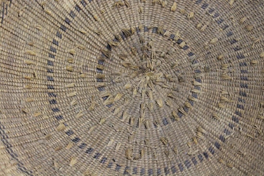 2 Native American California Hupa Baskets - 4