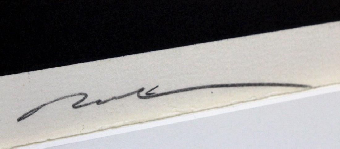 Ronald Allen Kleemann Porsche Signed Litho BASS MUSEUM - 4