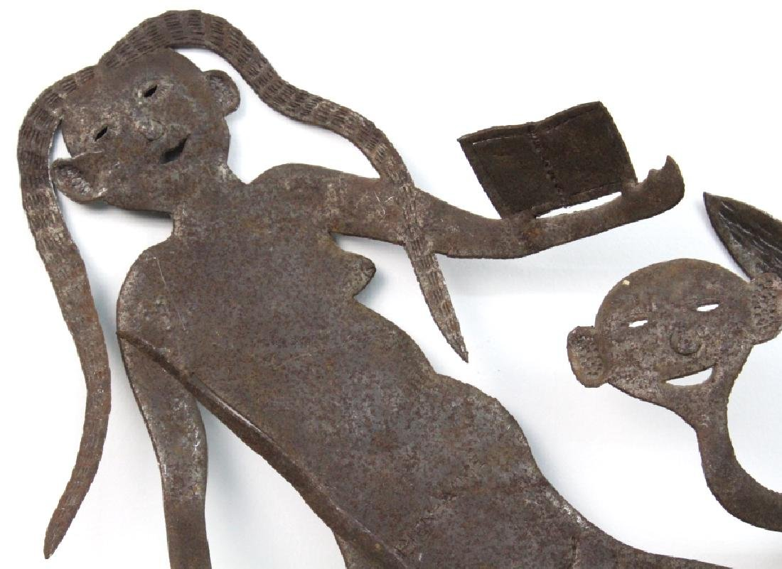 G. Bien-Aime Yemanja Mermaid Sculpture BASS MUSEUM - 2