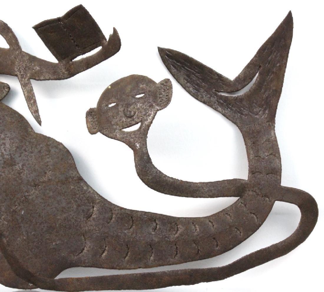 G. Bien-Aime Yemanja Mermaid Sculpture BASS MUSEUM - 3