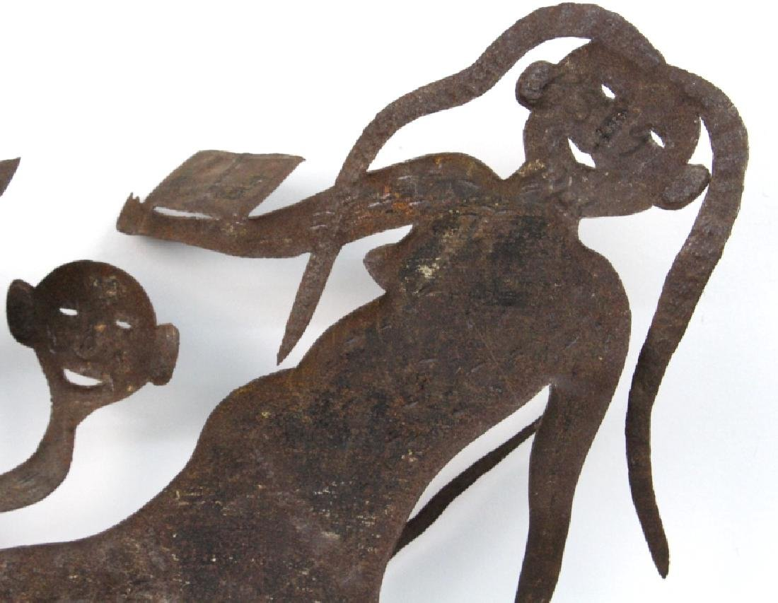 G. Bien-Aime Yemanja Mermaid Sculpture BASS MUSEUM - 6