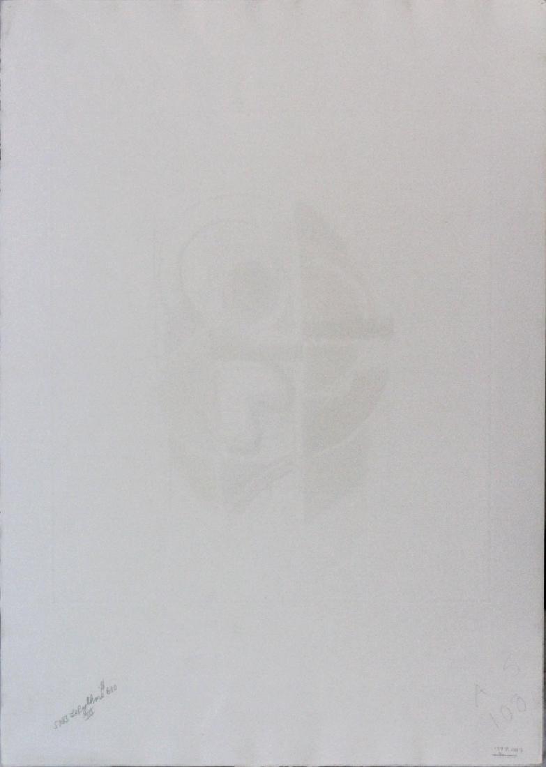 Sonia Terk Delaunay Litho Le Rythme III BASS MUSEUM - 5