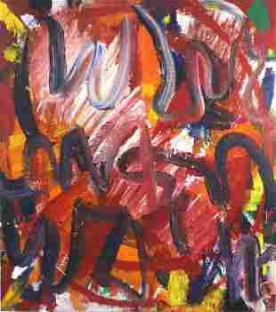 Nieves Marshalek Billmyer Oil Painting BASS MUSEUM
