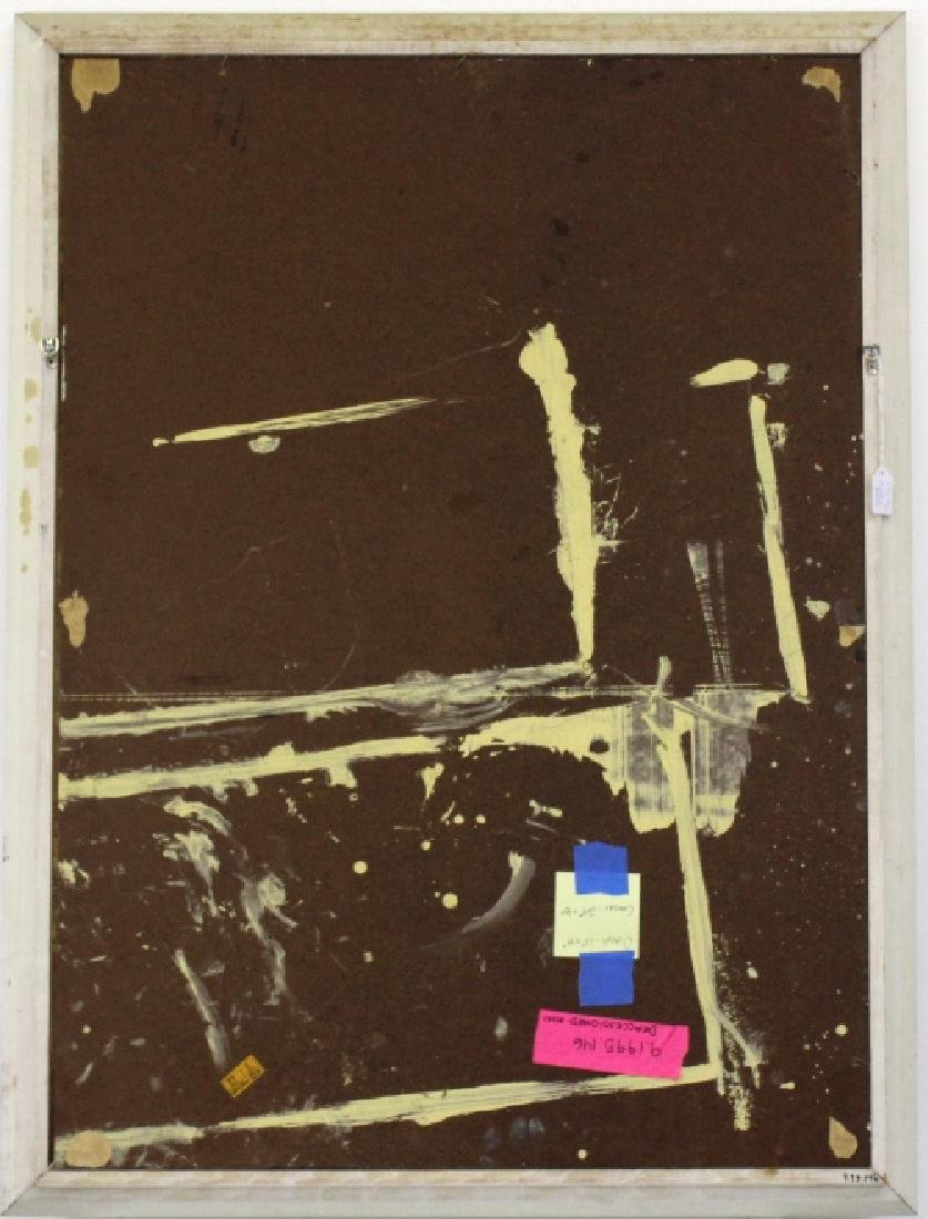 Louis Slobodkin Modern Female Nude Painting BASS MUSEUM - 5