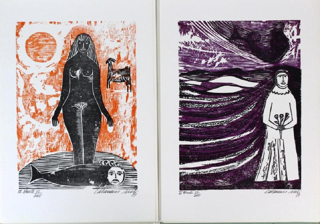 Calasans Neto Abaete Signed Portfolio BASS MUSEUM - 4