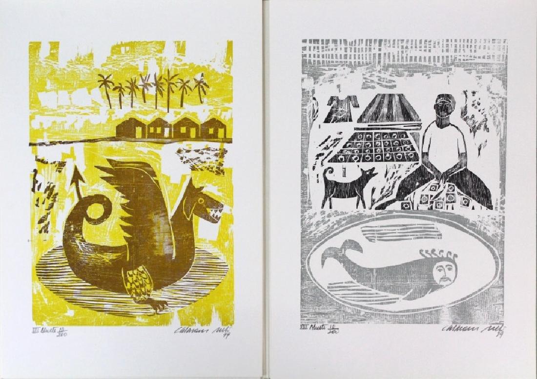 Calasans Neto Abaete Signed Portfolio BASS MUSEUM - 6