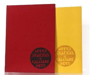 Calasans Neto Artes Graphicas Portfolio BASS MUSEUM