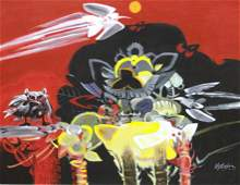 ALEJANDRO OBREGON Latin American Modern Painting