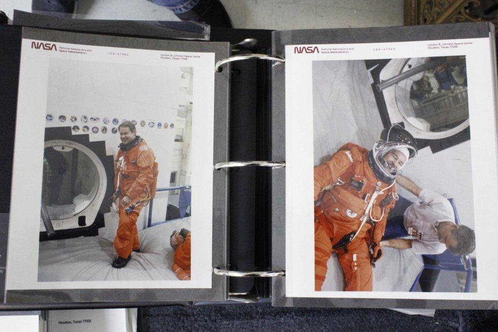 Collection 5000+ Authentic NASA Press Photos - 5