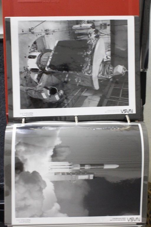 Collection 5000+ Authentic NASA Press Photos - 9