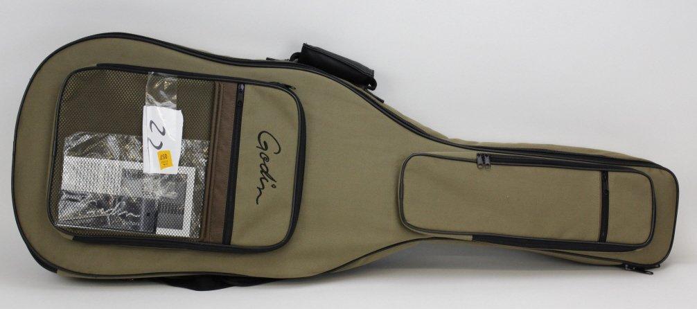 GODIN Multiac ACS-SA  Acoustic Electric Guitar - 10