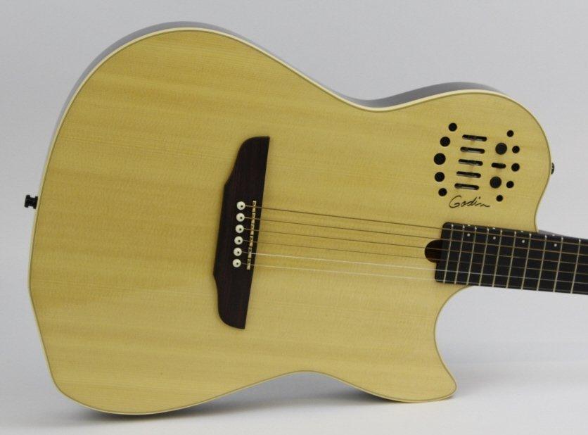 GODIN Multiac ACS-SA  Acoustic Electric Guitar - 2