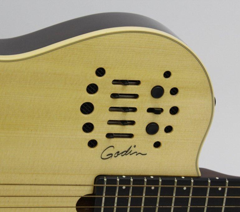 GODIN Multiac ACS-SA  Acoustic Electric Guitar - 3