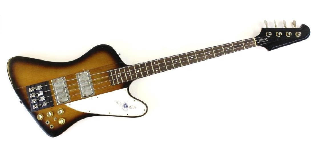 GIBSON 1976 Bicentennial Thunderbird Bass Guitar