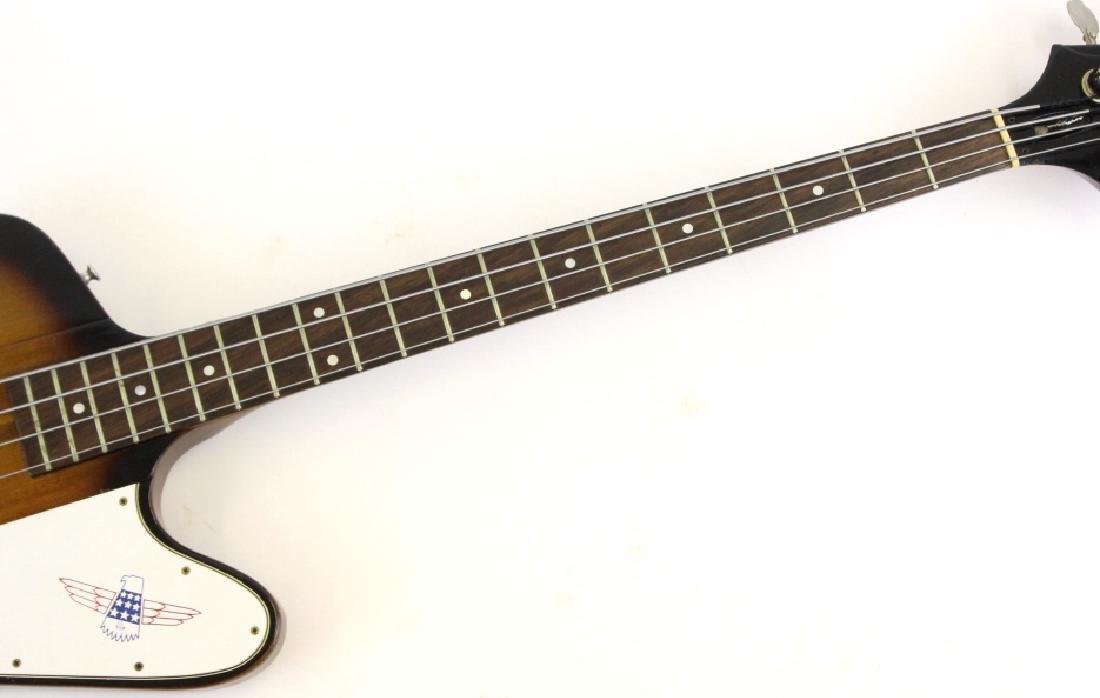 GIBSON 1976 Bicentennial Thunderbird Bass Guitar - 4