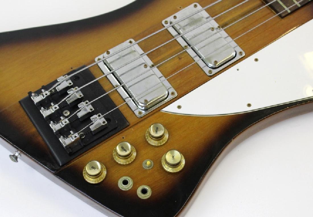 GIBSON 1976 Bicentennial Thunderbird Bass Guitar - 6