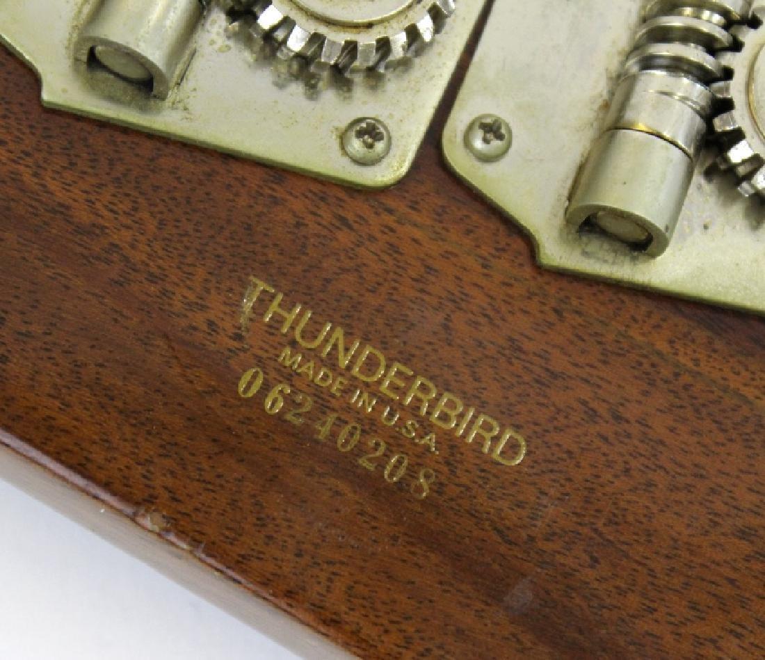GIBSON 1976 Bicentennial Thunderbird Bass Guitar - 7
