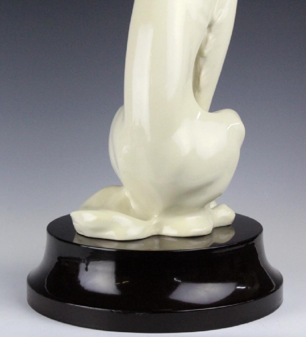 "Giuseppe Armani Saluki Hound Dog 2071L Statue 23"" - 8"