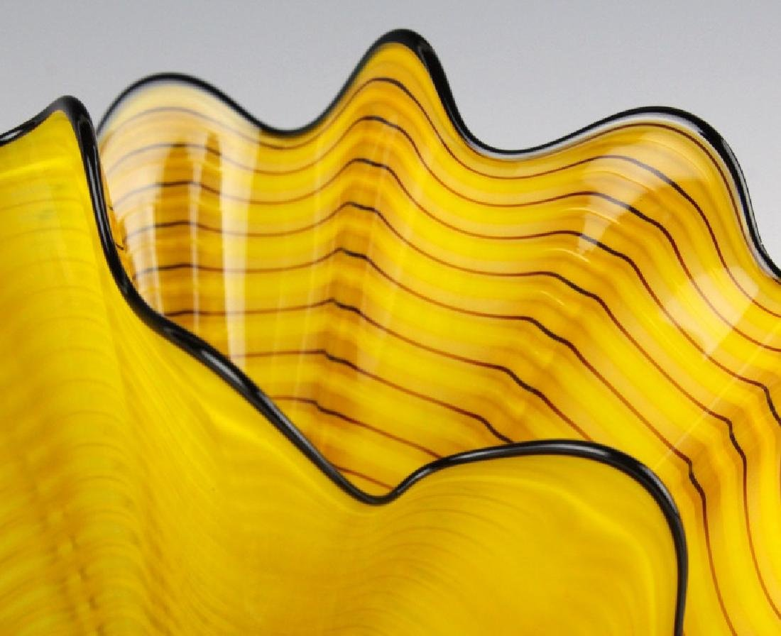 Dale Chihuly Radiant Persian Pair 2p Art Sculpture - 2