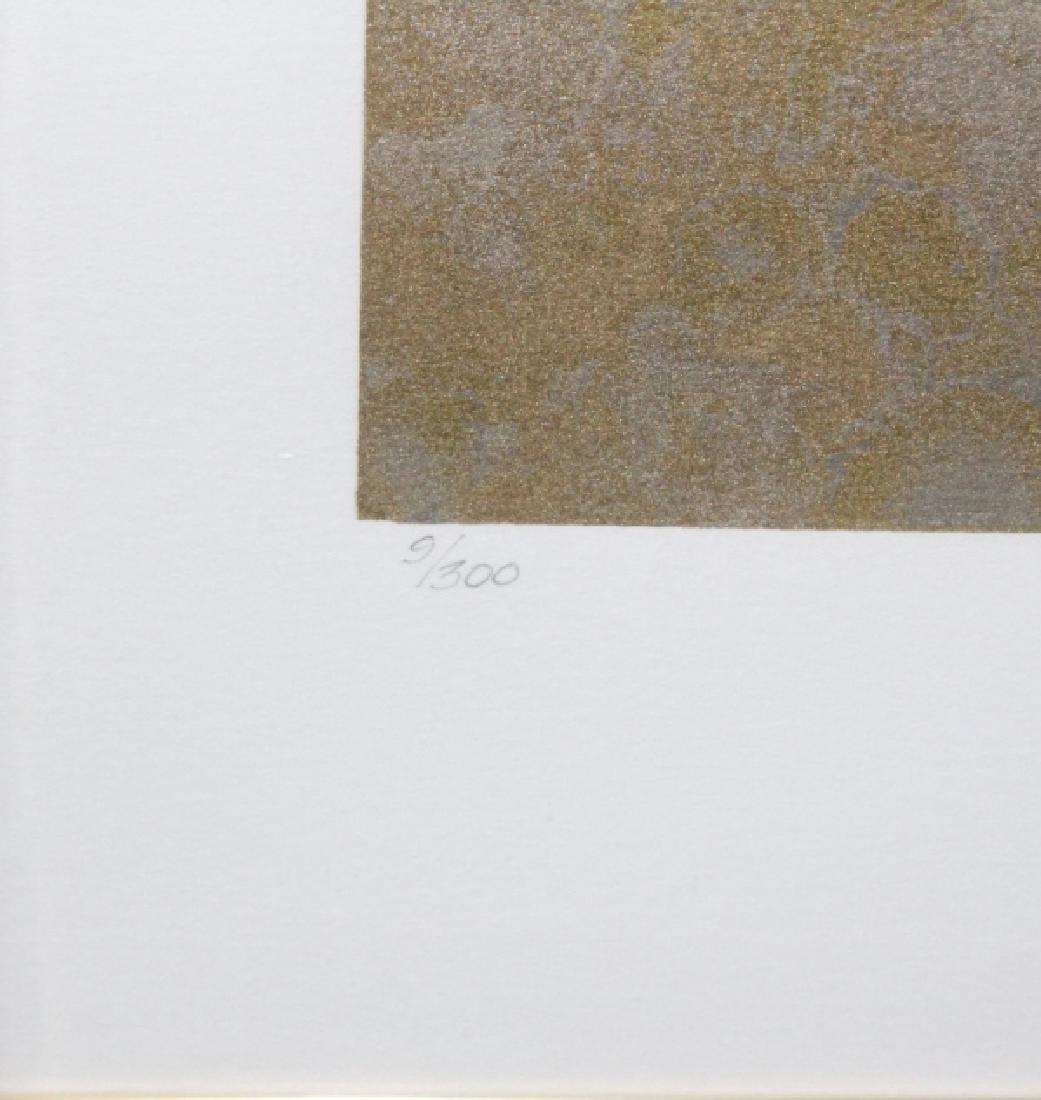 Pencil Signed ERTE Three Graces Serigraph LE Print - 4