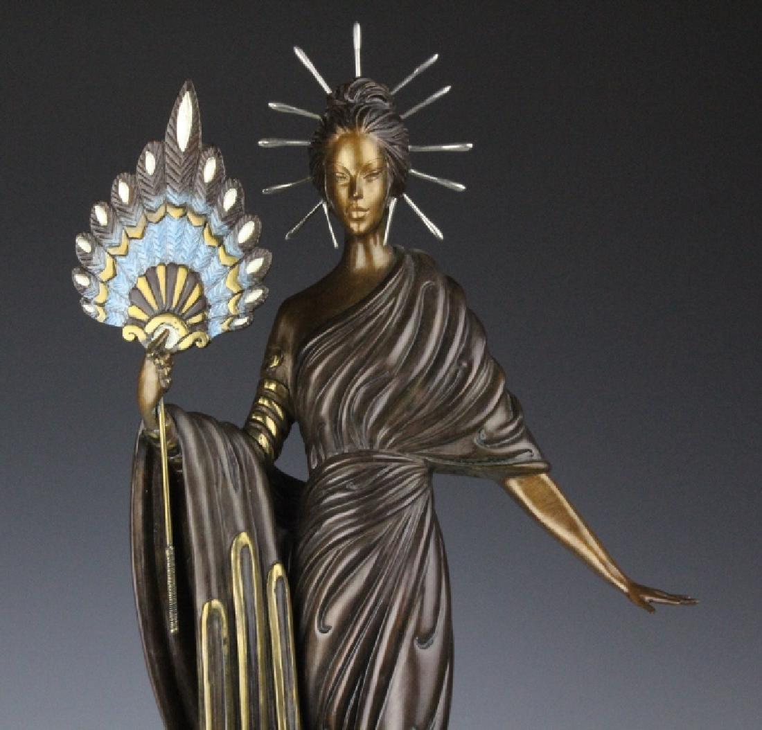 ERTE Bronze Aphrodite Limited Ed. Sculpture 1986 - 2