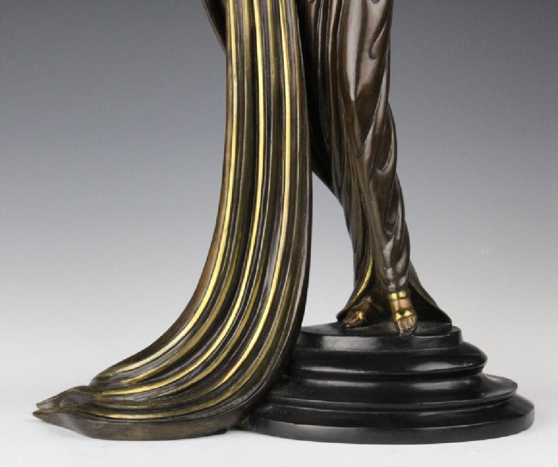 ERTE Bronze Aphrodite Limited Ed. Sculpture 1986 - 3