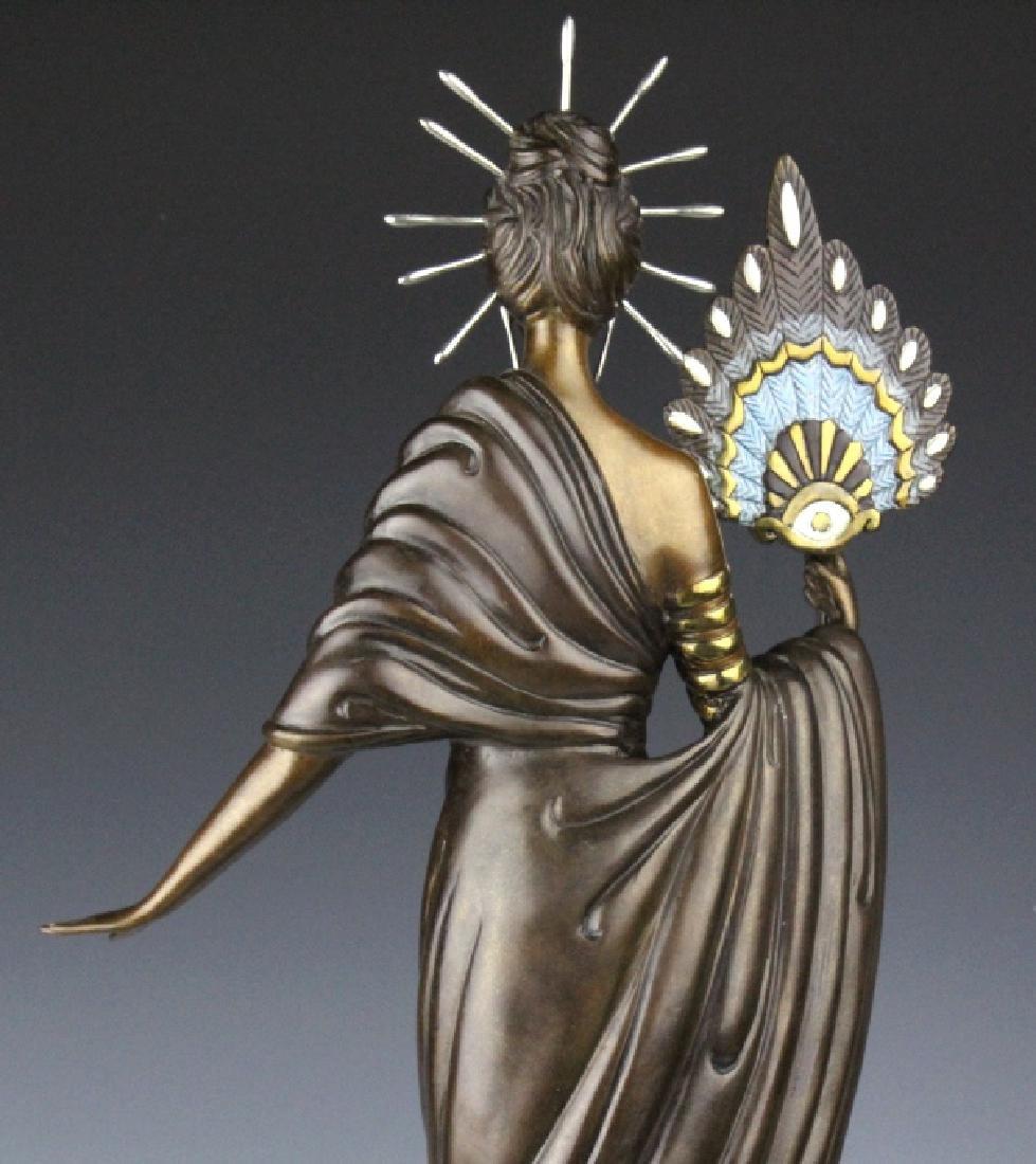 ERTE Bronze Aphrodite Limited Ed. Sculpture 1986 - 6