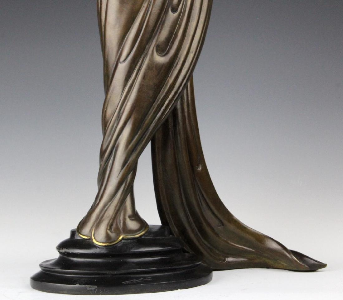 ERTE Bronze Aphrodite Limited Ed. Sculpture 1986 - 7