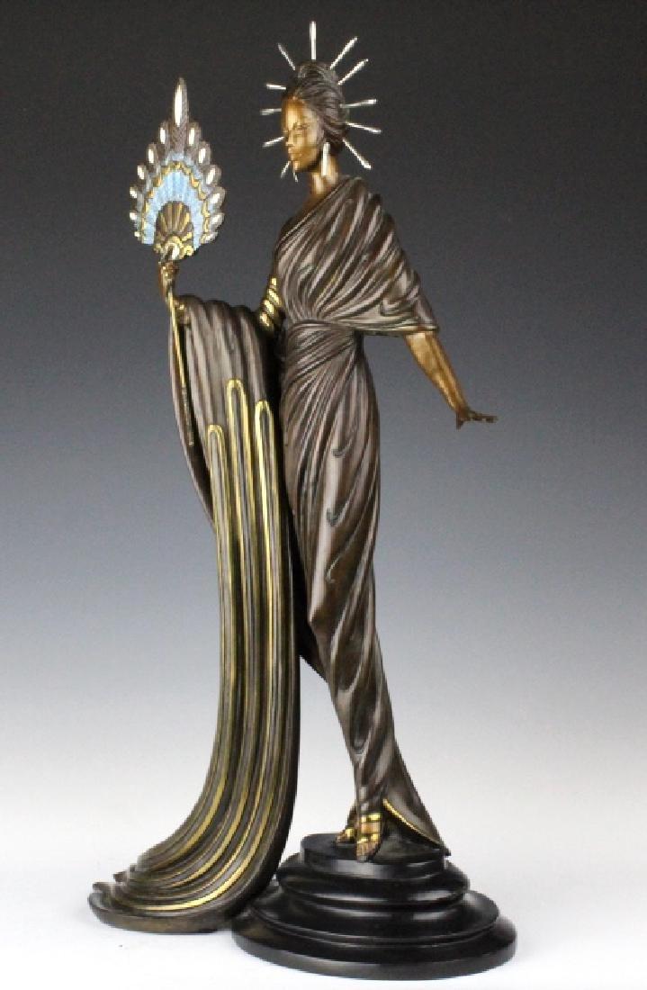 ERTE Bronze Aphrodite Limited Ed. Sculpture 1986 - 8
